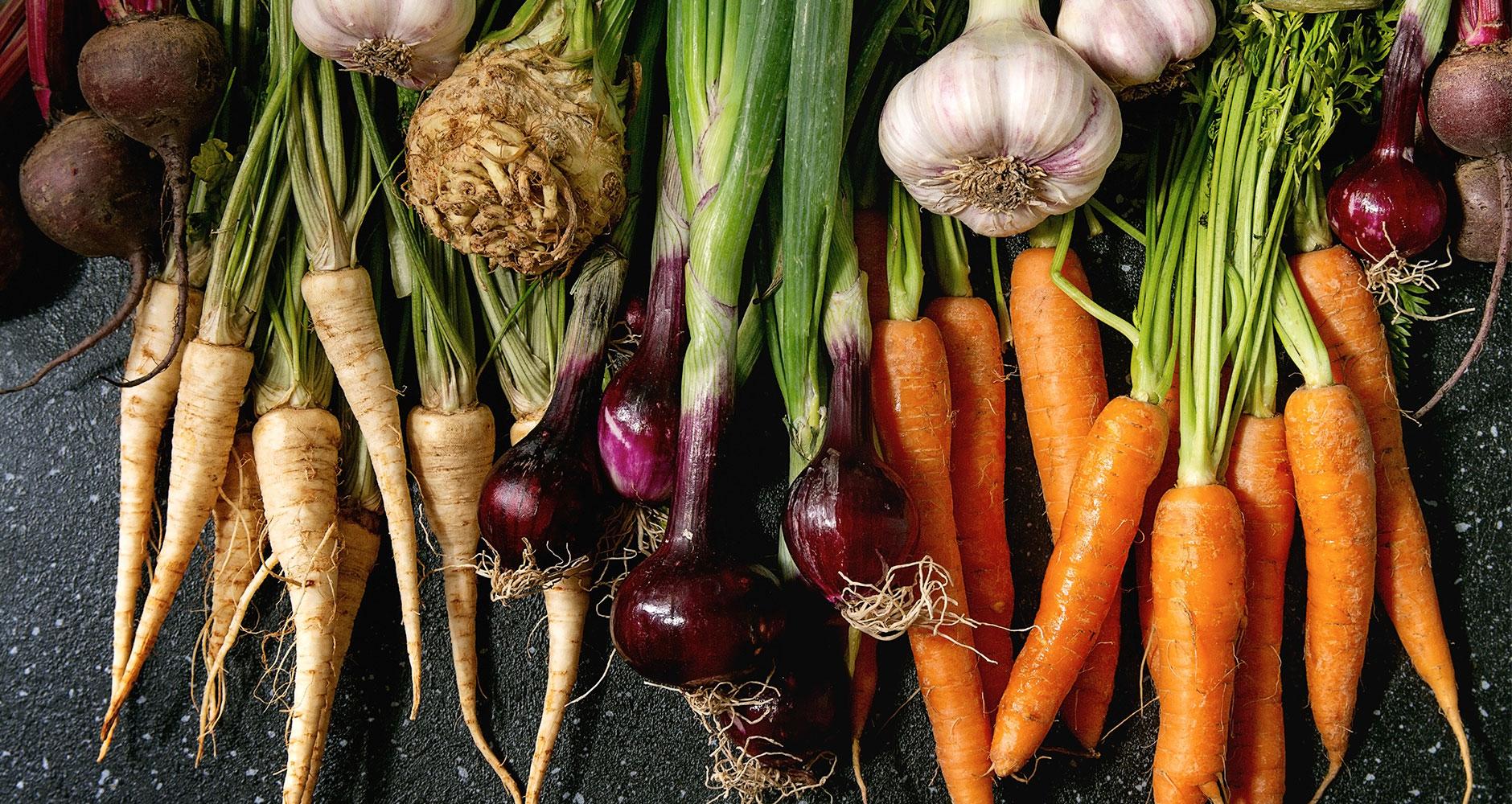 Storing Produce