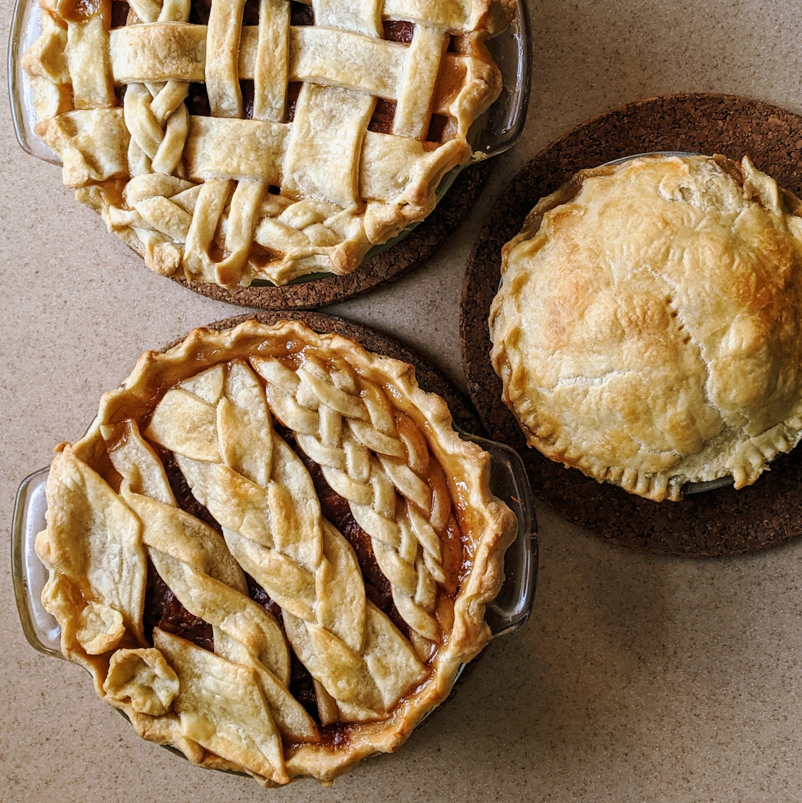 Traditional Pie Crust