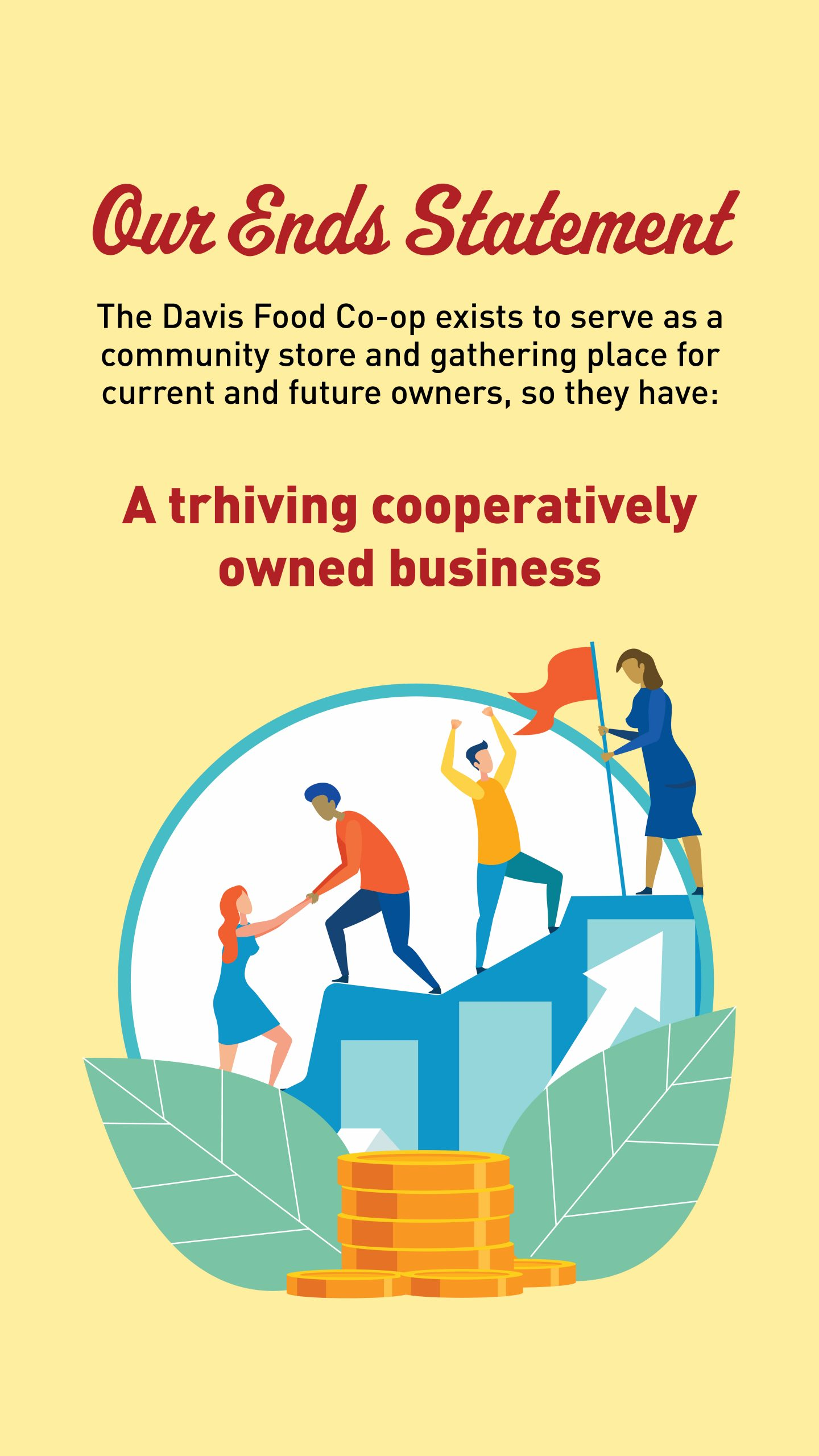 DFC Ends #1:  A thriving cooperatively owned business