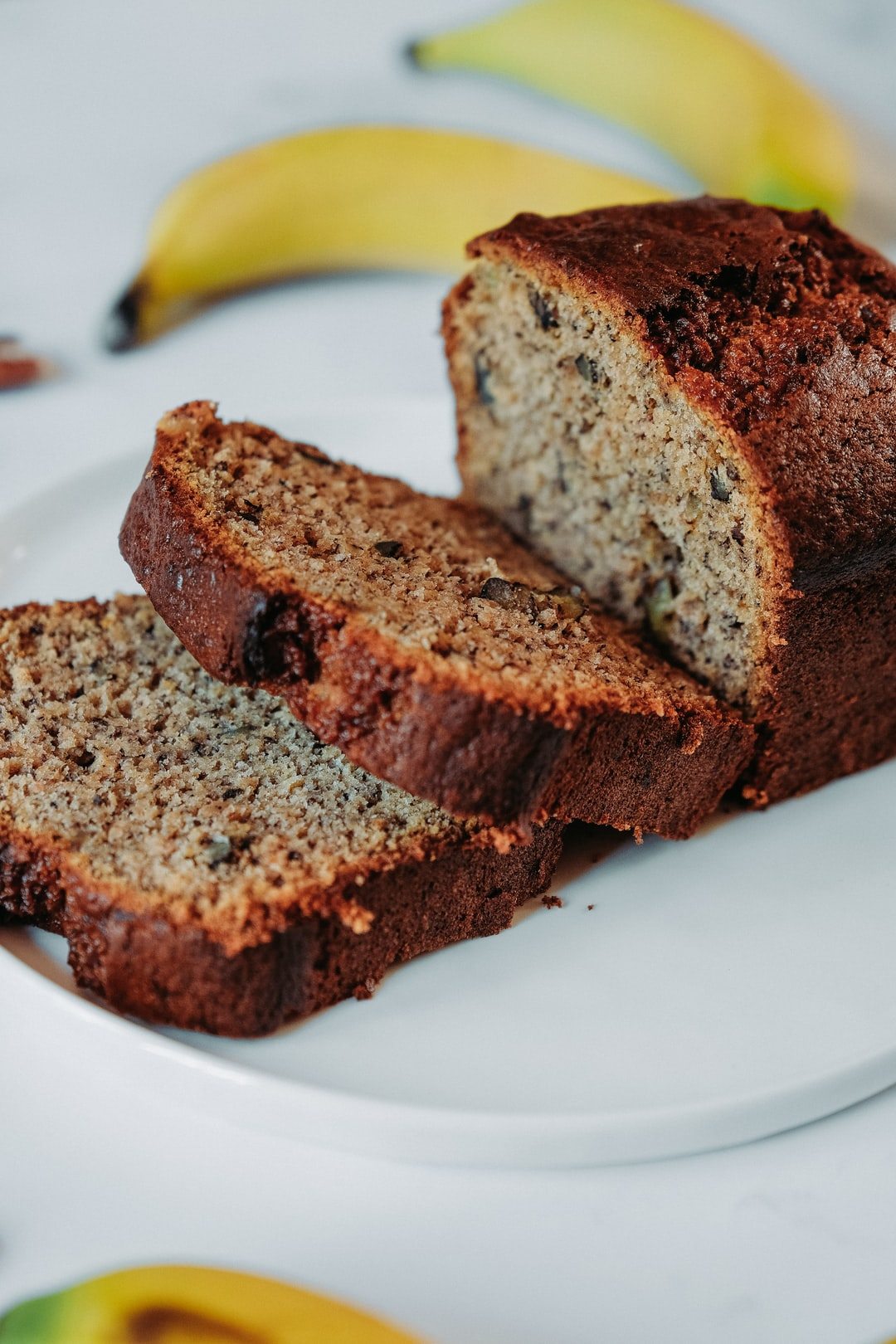Banana Nut Bread (GF Option)
