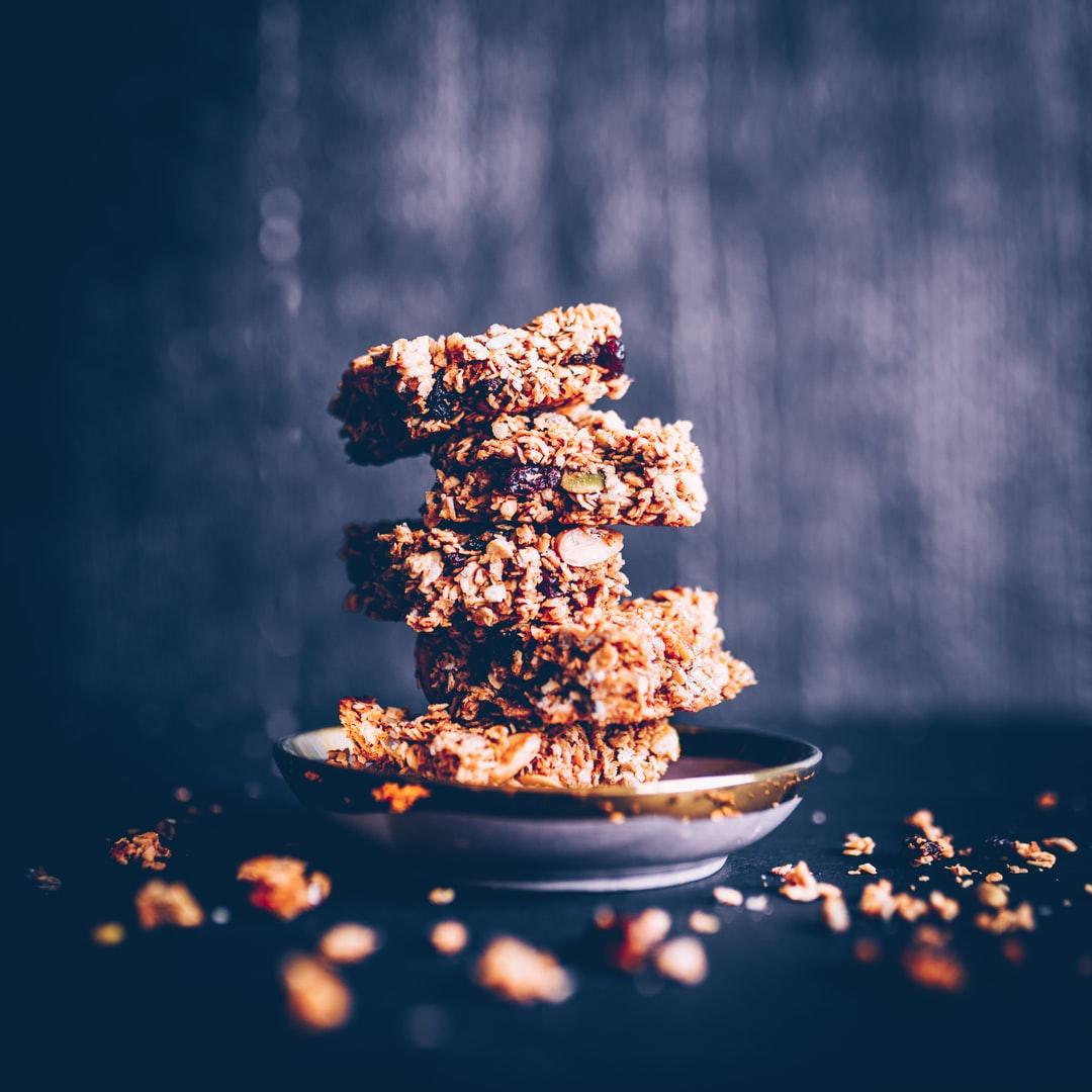 Plastic Free July: Nuts, Fruit & Honey Bars