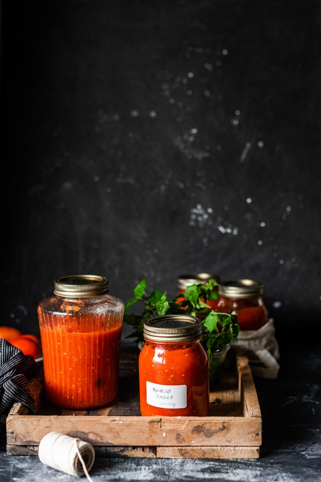 Plastic Free July: Marinara Sauce